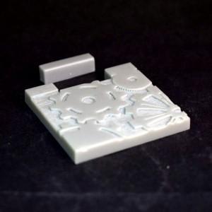 Fusion: Cogs Floor 40mm square