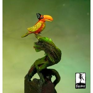 Moniko the Parrot