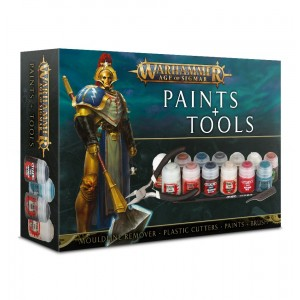 Age of Sigmar Paint and Tool Set