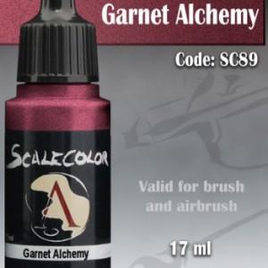 Garnet Alchemy