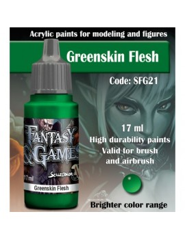 Greenskin Flesh
