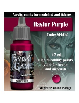 Haster Purple