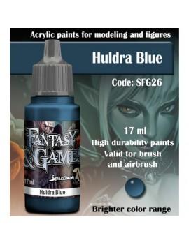 Huldra Blue
