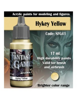 Hykey Yellow