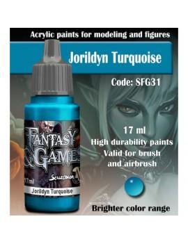 Joryldin Turquoise