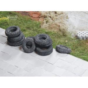 Old Medium Tyres