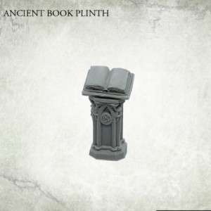 Ancient Book Plinth