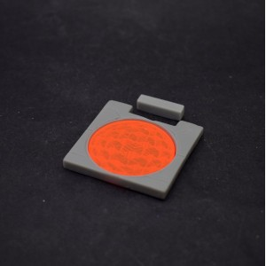 Fusion: Laser Etch Disc Floor 40mm square