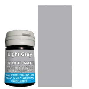 Light Grey Opaque Weathering Liquid