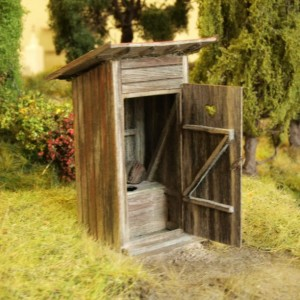 Outhouse  1:45