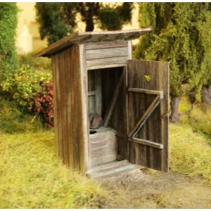 Outhouse  1:45