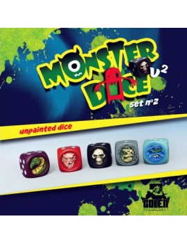 Monster Dice Set 2