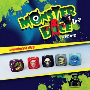 Monster Dice Set 2