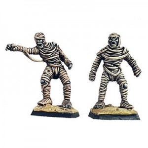 Undead mummies