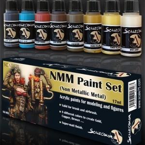NMM Paint Set (Gold)