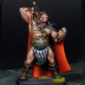 Oorik The Barbarian