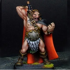 Oorik The Barbarian