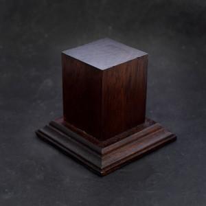 33mm Square Hardwood Plinth