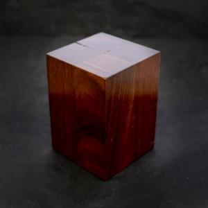 48mm Tall Wood 4 piece Plinth