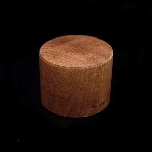 48mm Round Wood Plinth