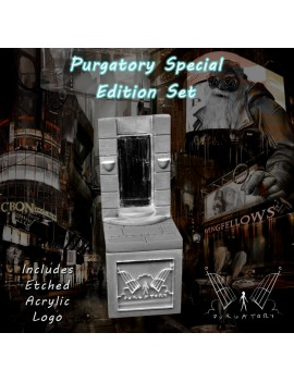 Fusion: Purgatory Special Edition Set