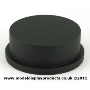 34mm Round Plinth