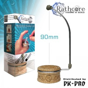 Rathcore 90mm  Miniature Holder V3 Light