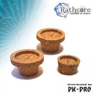 Rathcore Mixed Cork Adapters