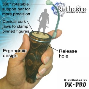 Rathcore 90mm Miniature Grip V3 Light