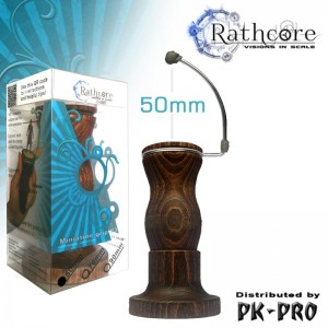Rathcore 50mm Miniature Grip V3 Dark