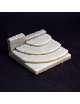 Fusion: Rounded Steps 40mm square