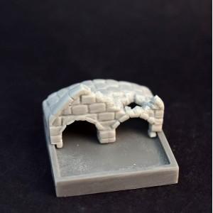 Fusion: Ruined Bridge