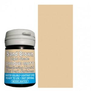 Sand Brown Light Shade Opaque Weathering Liquid