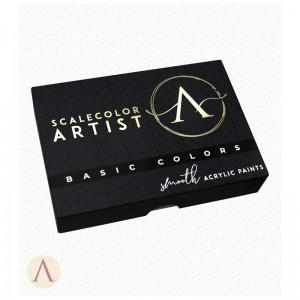 ScaleColor Artist Basic Colours Set