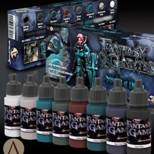 Shades of Doom Paint Set