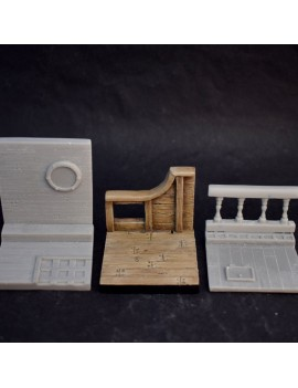Fusion: Ship Deck Theme Set