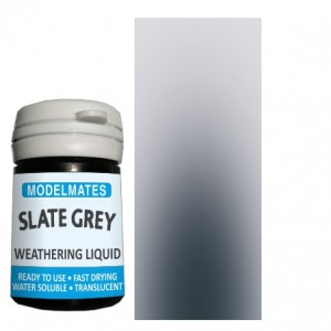 Slate Grey Weathering Liquid