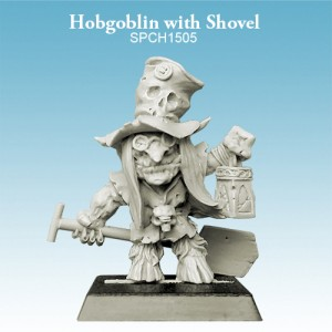 Hobgoblin with Shovel
