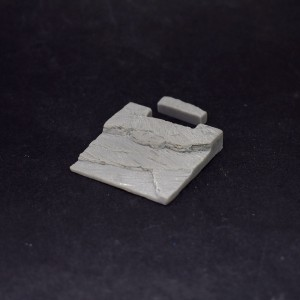 Fusion: Stepped Rocks 40mm square