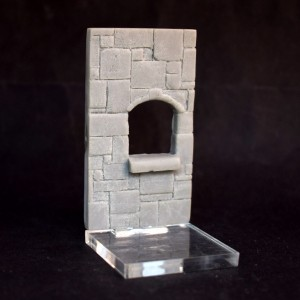 Fusion: Stone Wall with Window