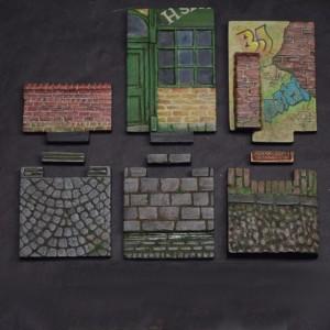 Fusion: Street Theme Set