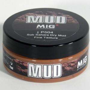 Sub Sahara Dry Mud (Fine Texture)
