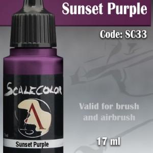 Sunset Purple