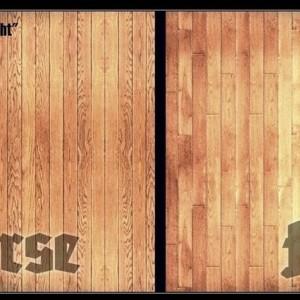 Bright Wood Grain Decals