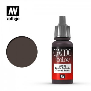 Game Color:: Charred Brown