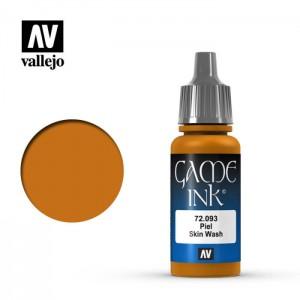 Game Color Ink: Skin Wash