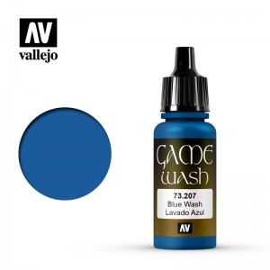 Vallejo Game Color Wash: Blue Shade