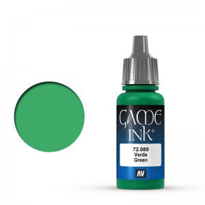 Game Color Ink: Green