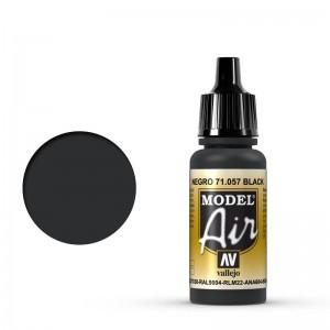 Vallejo Model Air: Black