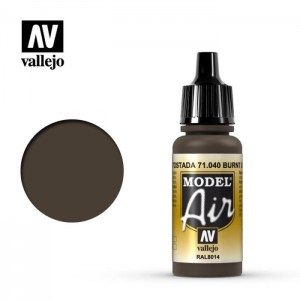 Vallejo Model Air: Burnt Umber